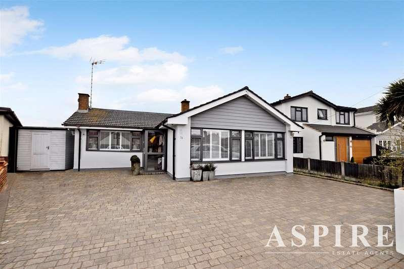 3 Bedrooms Detached Bungalow for sale in Church Road, Benfleet