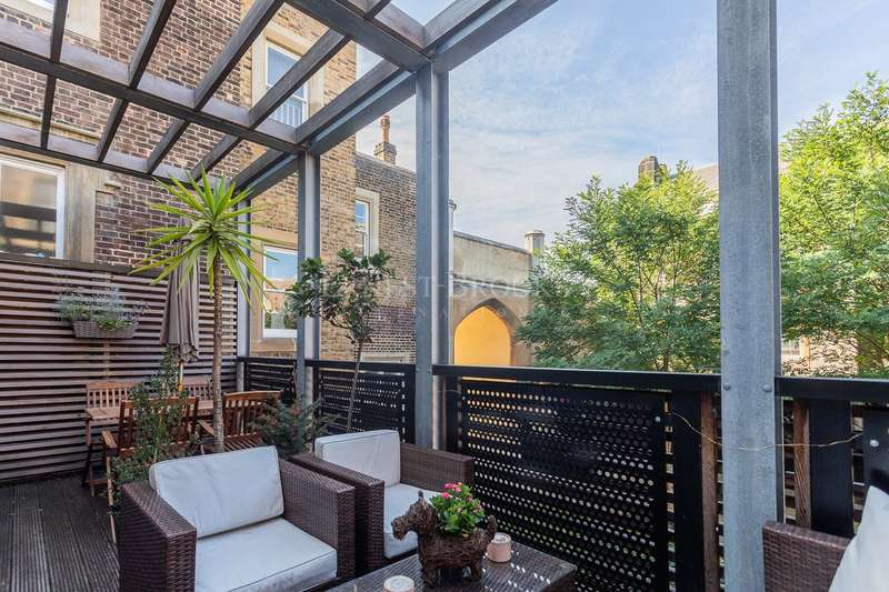 2 Bedrooms House for sale in Ashmore Road, The Academy, Woolwich, SE18