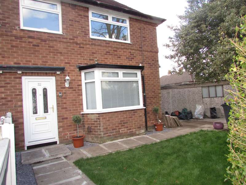 3 Bedrooms End Of Terrace House for sale in Peel Hall Road, Manchester, M22