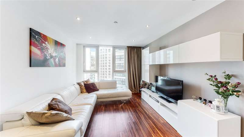 2 Bedrooms Apartment Flat for sale in Alie Street, London, E1