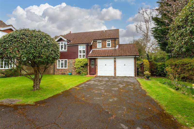 4 Bedrooms Detached House for sale in Woodmansterne Lane