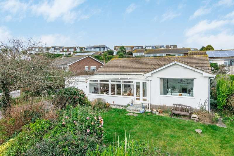 2 Bedrooms Detached Bungalow for sale in 12 Court Park, Thurlestone, Kingsbridge