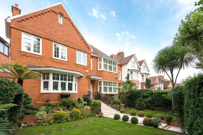 5 Bedrooms Detached House for sale in Hollycroft Avenue, Hampstead, NW3