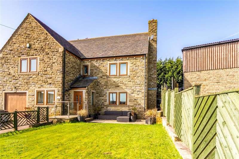 6 Bedrooms Detached House for sale in Northfield, Barkisland, HALIFAX, West Yorkshire, HX4