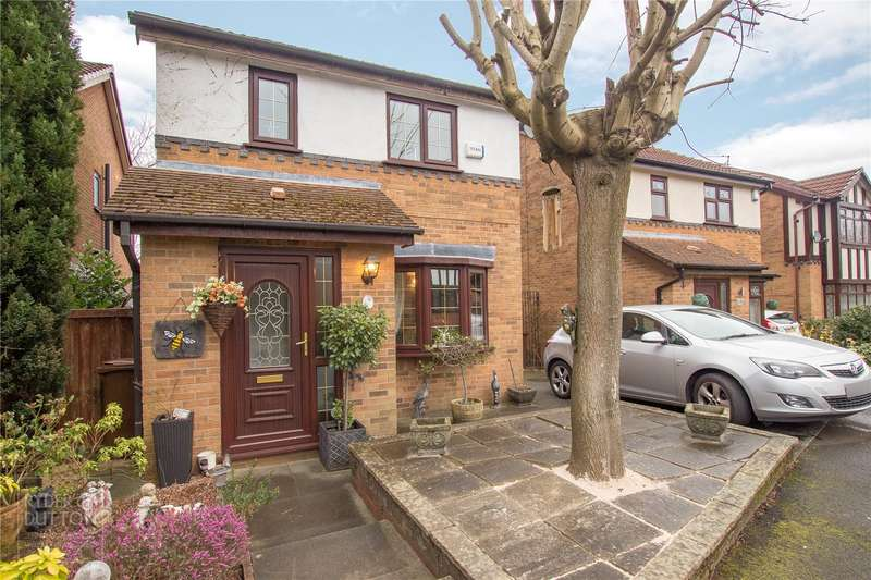 3 Bedrooms Detached House for sale in Hopcroft Close, Blackley, Manchester, M9