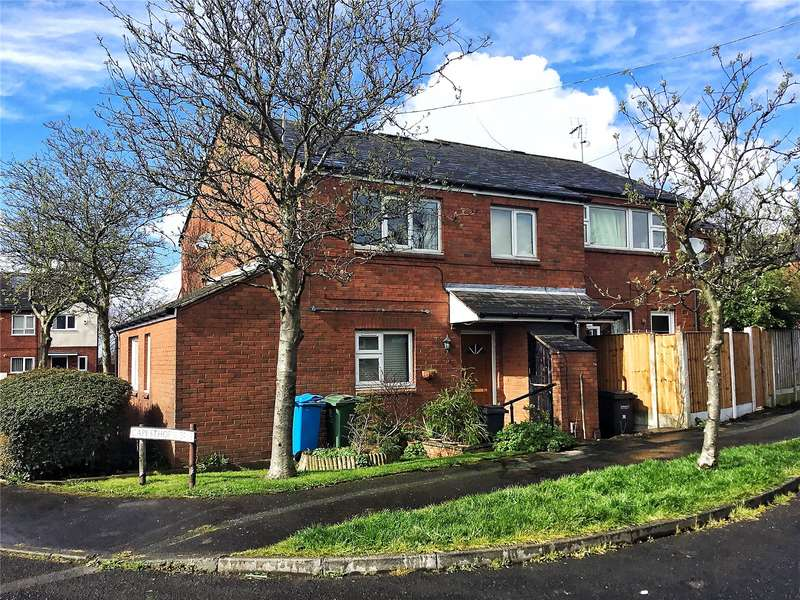 2 Bedrooms Apartment Flat for sale in Assheton Road, Shaw, High Crompton, Oldham, OL2