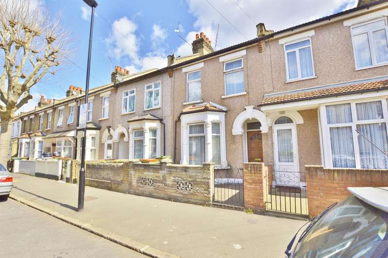 3 Bedrooms Terraced House for sale in Altmore Avenue, East Ham, E6 2BY