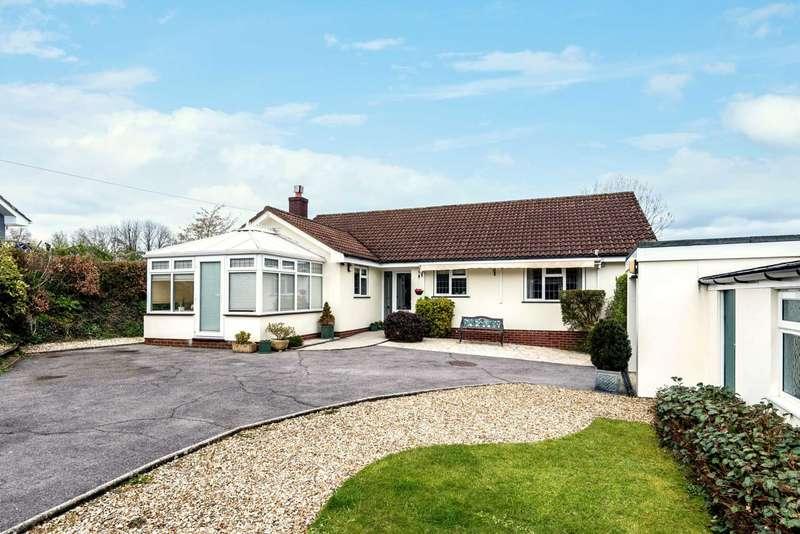 3 Bedrooms Detached Bungalow for sale in Ramsden Lane, Offwell, Devon