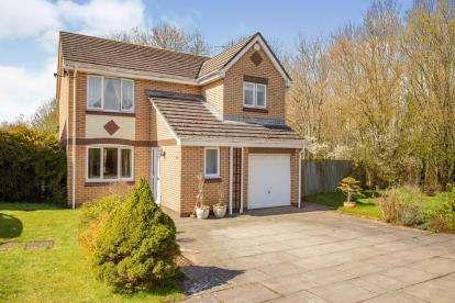 4 Bedrooms Detached House for sale in Skiplam Close, Hemlington, Middlesbrough