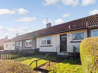1 Bedroom Bungalow for sale in Hillpark, Ayr