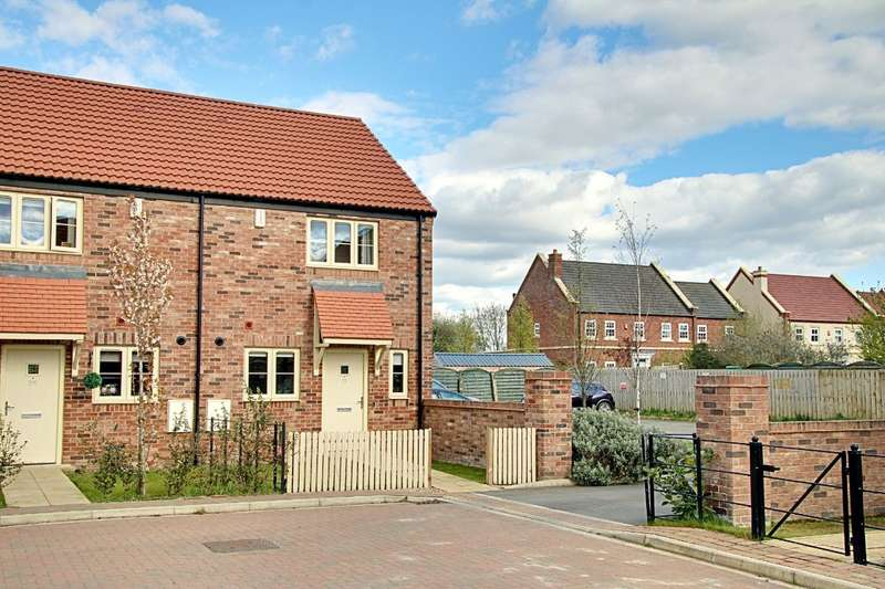 2 Bedrooms End Of Terrace House for sale in Farefield Close, Dalton, Thirsk