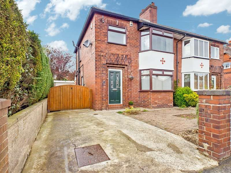 3 Bedrooms Semi Detached House for sale in Illingworth Avenue, Normanton, West Yorkshire, WF6