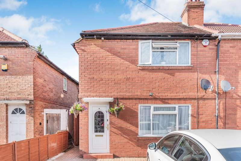2 Bedrooms Semi Detached House for sale in Slough, Berkshire, SL2
