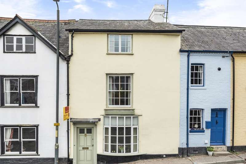 4 Bedrooms Terraced House for sale in Church Street, Kington, Herefordshire, HR5