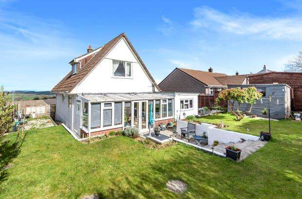 2 Bedrooms Detached House for sale in Amanda Way, Pensilva, Liskeard, Cornwall