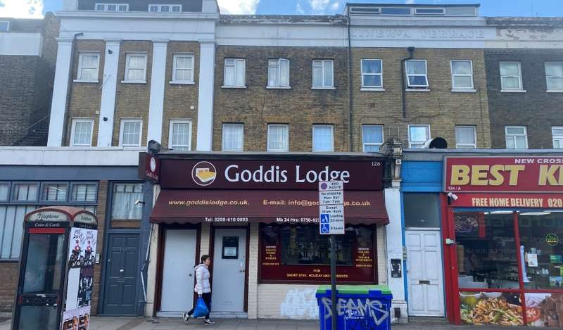 14 Bedrooms Hotel Commercial for sale in Goddis Lodge, New Cross Road, Greenwich, London, SE14 5BA