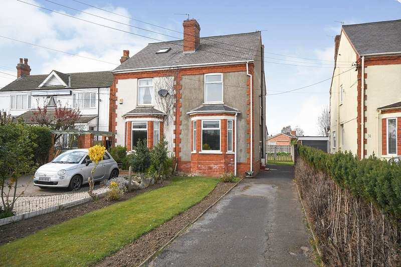 3 Bedrooms Semi Detached House for sale in Newark Road, North Hykeham, Lincoln, Lincolnshire, LN6