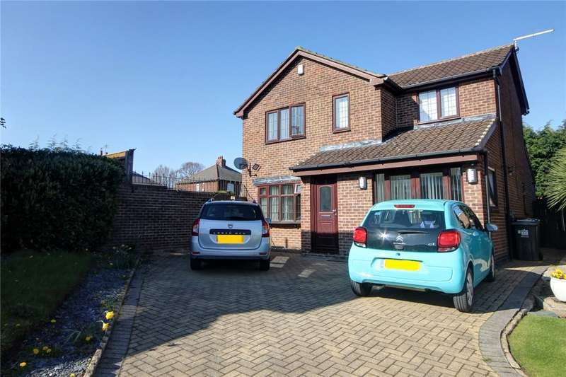 3 Bedrooms Detached House for sale in Truro Close, Darlington, DL1