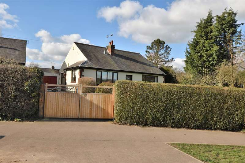 2 Bedrooms Detached Bungalow for sale in Brookside, East Leake, Loughborough