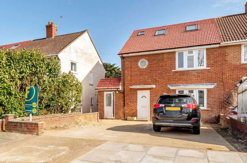 6 Bedrooms Semi Detached House for sale in Wingfield Way, South Ruislip, HA4