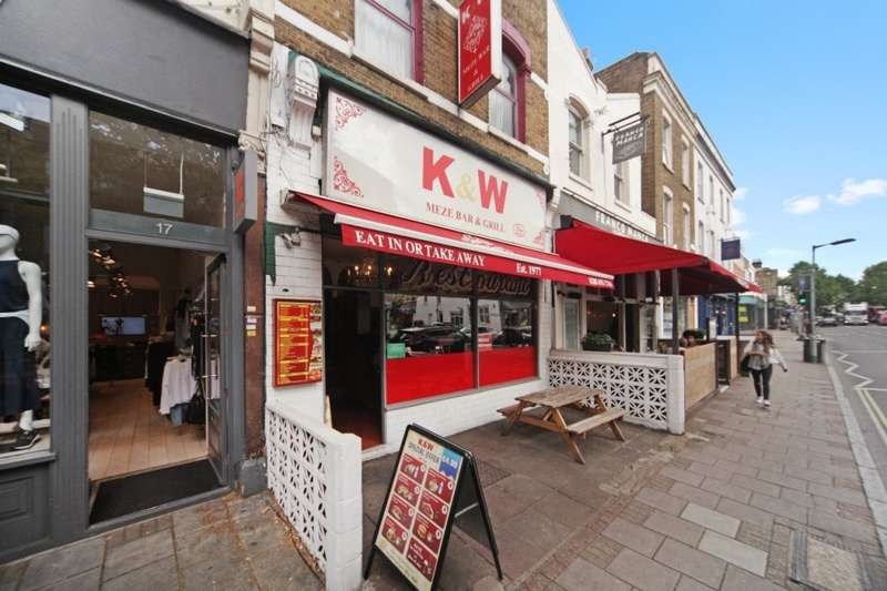 Restaurant Commercial for sale in Kebab & Wine Lordship Lane, London, SE22