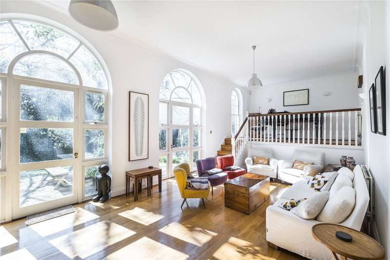6 Bedrooms Semi Detached House for sale in Canonbury Park South, London, N1