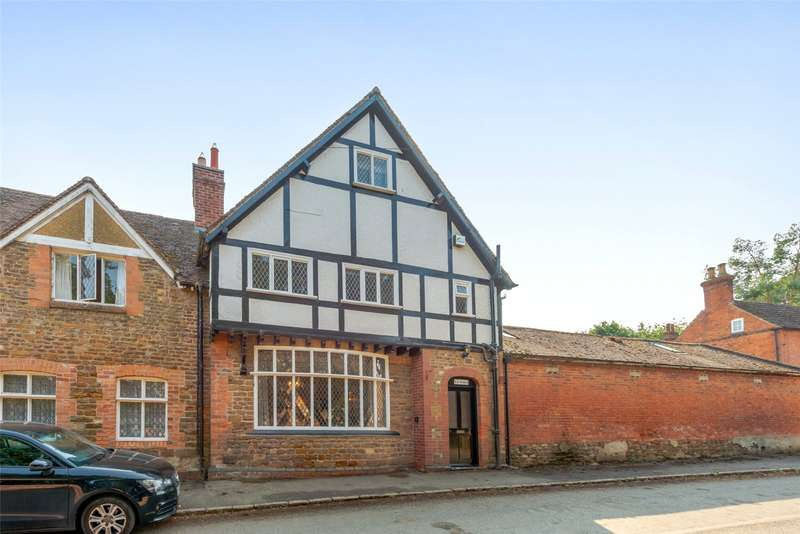 4 Bedrooms Semi Detached House for sale in Main Street, Gumley, Market Harborough, Leicestershire