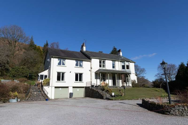 9 Bedrooms Country House Character Property for sale in Bracken Rigg House, Naddle, KESWICK, Cumbria