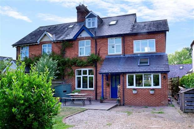 4 Bedrooms Semi Detached House for sale in Rosehill, Ticehurst , TN5