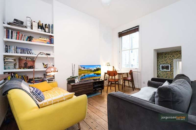 2 Bedrooms Flat for sale in Ashmore Road, First Floor Flat, Queens Park, London, W9 3DB