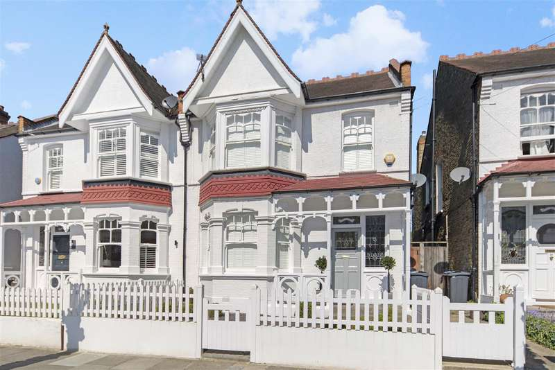 4 Bedrooms House for sale in Dunmore Road, London