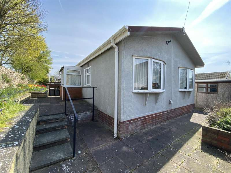 2 Bedrooms Park Home Mobile Home for sale in Stone Valley Court, Waddington, Lincoln