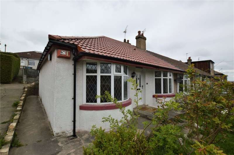 2 Bedrooms Terraced Bungalow for sale in 50 Hutton Road, Bradford, West Yorkshire