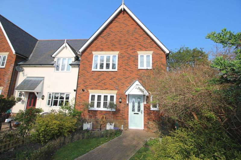 3 Bedrooms End Of Terrace House for sale in Horton Close, Maldon