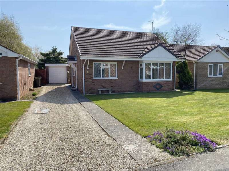 2 Bedrooms Detached Bungalow for sale in Potesgrave Way, Heckington