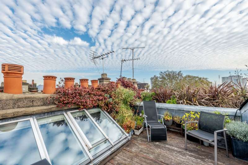 4 Bedrooms Penthouse Flat for sale in St. Georges Square, London
