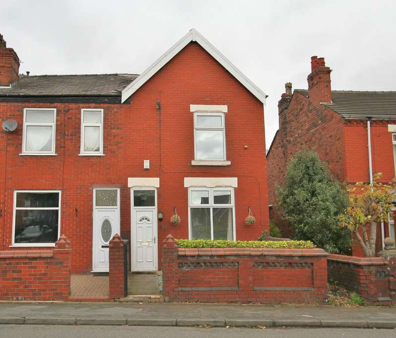 3 Bedrooms End Of Terrace House for sale in Bolton Road, Ashton-in-Makerfield, Wigan, WN4 8TJ