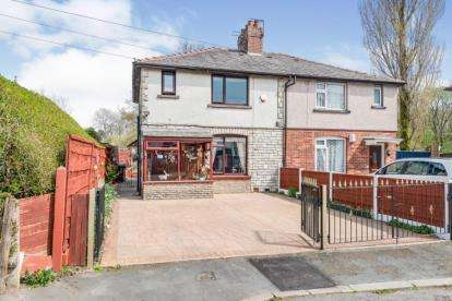 3 Bedrooms Semi Detached House for sale in Mossland Grove, Bolton, Greater Manchester, BL3