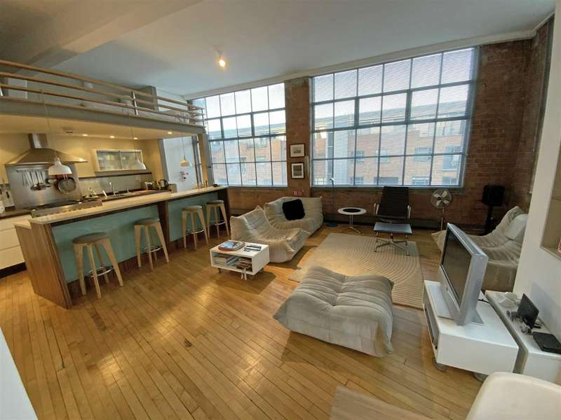 1 Bedroom Apartment Flat for sale in The Pick Building, Wellington Street, Leicester