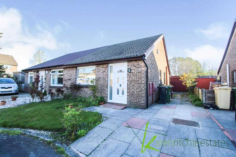 2 Bedrooms Semi Detached Bungalow for sale in Bramley Road, Bolton