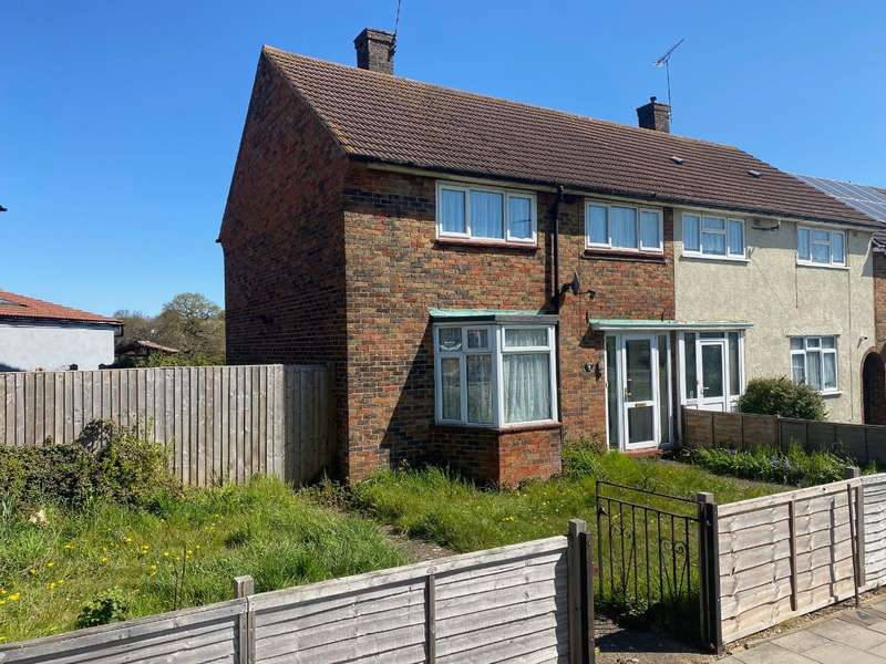 3 Bedrooms End Of Terrace House for sale in North Hill Drive, Romford
