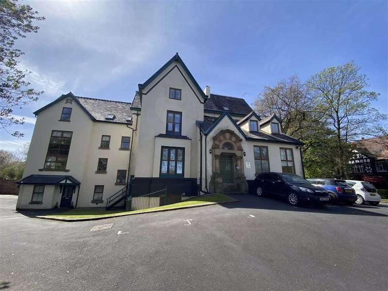 2 Bedrooms Flat for sale in Whalley Road, Whalley Range