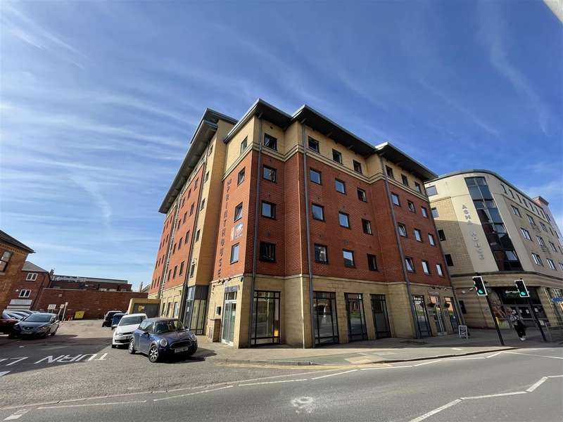 1 Bedroom Studio Flat for sale in The Print House, Woodgate, Loughborough, LE11 2QD