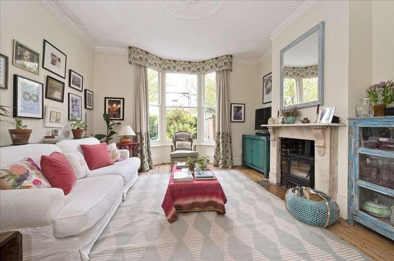 5 Bedrooms Terraced House for sale in Godolphin Road, Shepherd's Bush W12