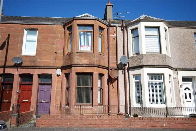 3 Bedrooms Apartment Flat for sale in Moorpark Road West, Stevenston