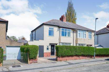 3 Bedrooms Semi Detached House for sale in Mayfield Road, Ashton-on-Ribble, Preston, Lancashire, PR2