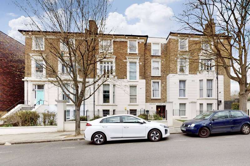 2 Bedrooms Flat for sale in Hilltop Court, London, NW8