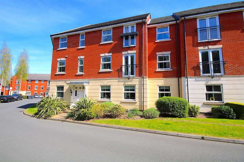 2 Bedrooms Apartment Flat for sale in Old Station Road, Syston