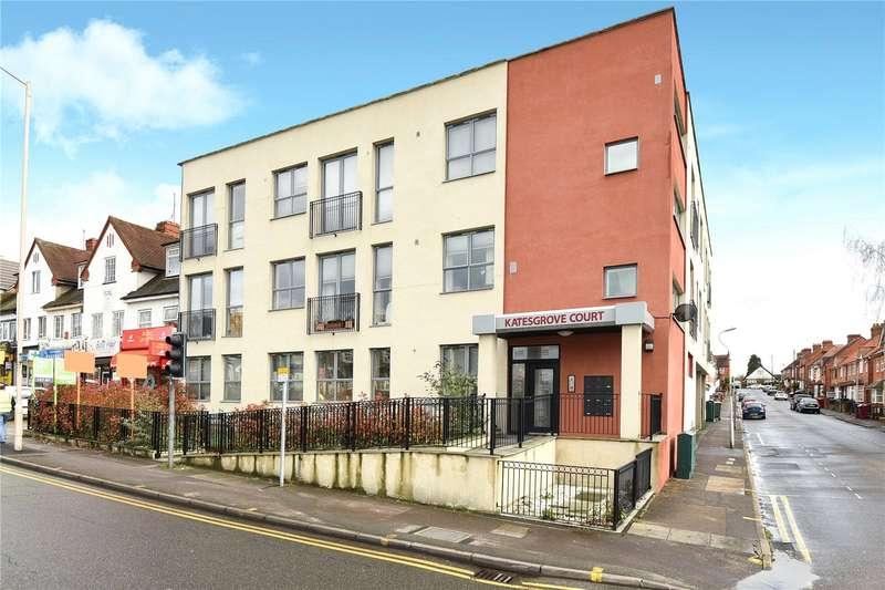 2 Bedrooms Apartment Flat for sale in Katesgrove Court, 77 Basingstoke Road, Reading, Berkshire, RG2