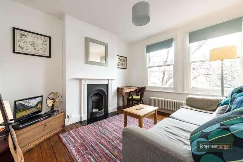 1 Bedroom Flat for sale in Abdale Road, Shepherds Bush, London, W12 7ET